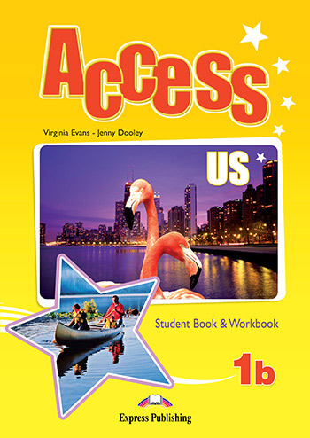 Access US 1b - Student Book & Workbook
