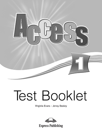 Access 1 - Test Booklet