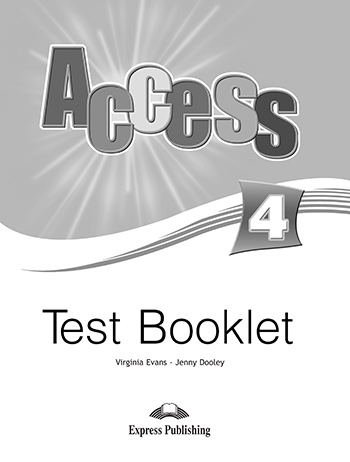 Access 4 - Test Booklet