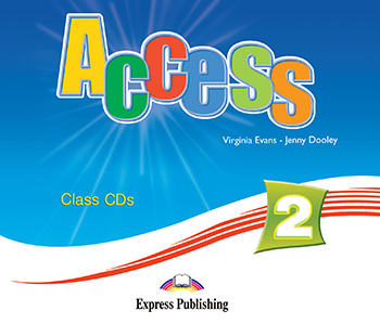 Access 2 - Class Audio CDs (set of 4)