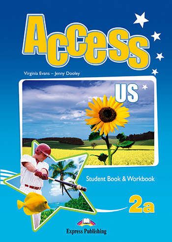 Access US 2a - Student Book & Workbook