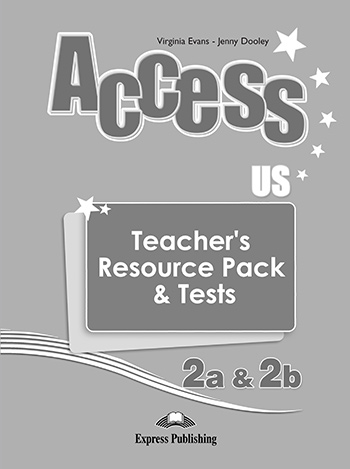 Access US 2b - Teacher's Resource Pack & Tests