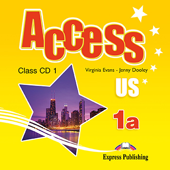 Access US 1a - Class Audio CD CD1
