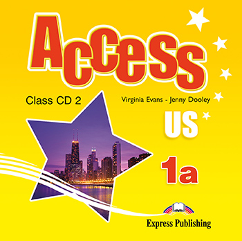 Access US 1a - Class Audio CD CD2