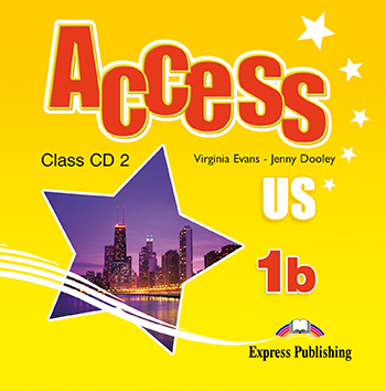 Access US 1b - Class Audio CD CD2