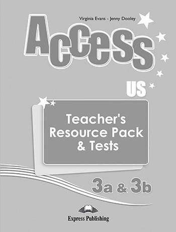 Access US 3b - Teacher's Resource Pack & Tests