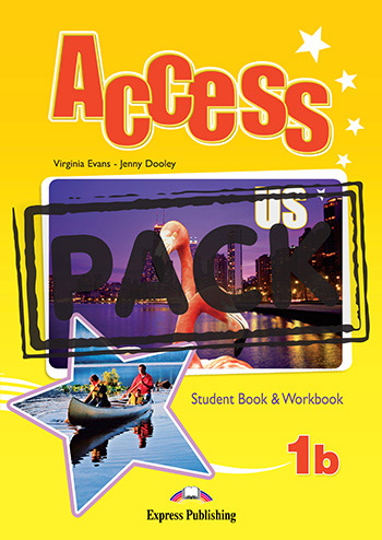 Access US 1b - Student Book & Workbook (+ Student's Audio CD)