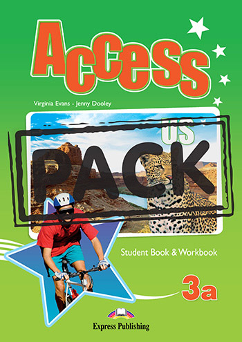 Access US 3a - Student Book & Workbook (+ Student's Audio CD)