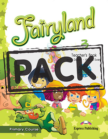 Fairyland 3 Primary Course - Teacher's Book (interleaved with Posters)