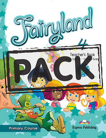Fairyland 4 Primary Course - Teacher's Book (interleaved with Posters)