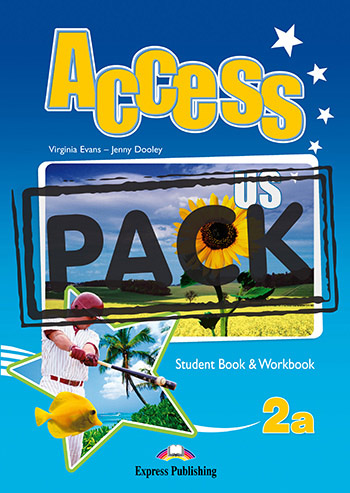 Access US 2a - Student Book & Workbook (+ Student's Audio CD)