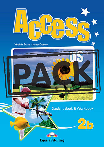 Access US 2b - Student Book & Workbook (+ Student's Audio CD)