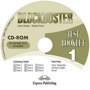 Blockbuster 1  - Test Booklet CD-ROM