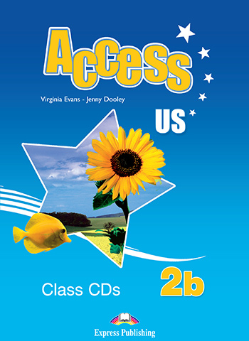 Access US 2b - Class Audio CDs (set of 3)