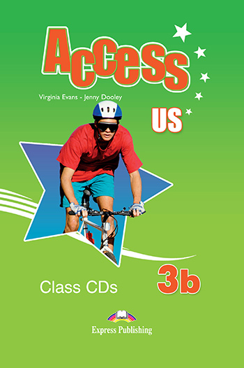 Access US 3b - Class Audio CDs (set of 3)
