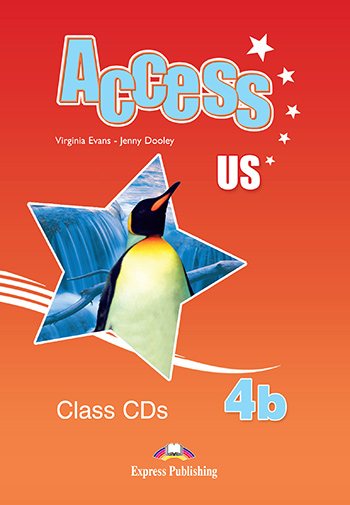 Access US 4b - Class Audio CDs (set of 3)