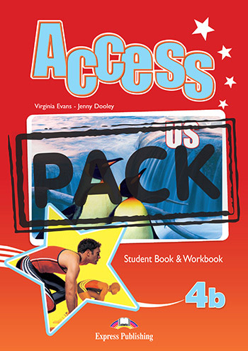 Access US 4b - Student Book & Workbook (+ Student's Audio CD)