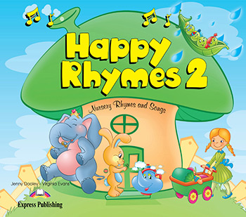 Happy Rhymes 2 - Big Story Book
