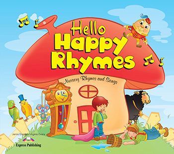 Hello Happy Rhymes - Big Story Book