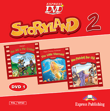 Storyland 2 - DVD Video PAL