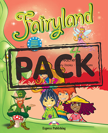 Fairyland 4 - Teacher's Book (interleaved with Posters)