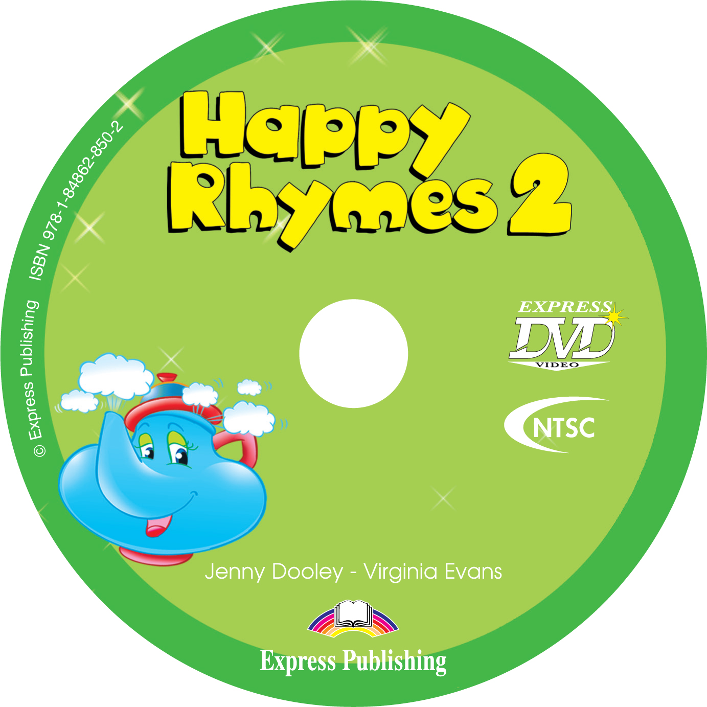 Happy Rhymes 2 - DVD NTSC