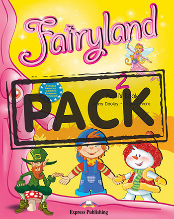 Fairyland 2 - Pupil's Book (+ Pupil's Audio CD & DVD PAL)