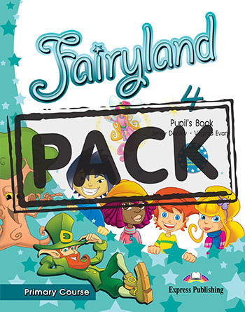 Fairyland 4 Primary Course - Pupil's Book (+ Pupil's Audio CD & DVD PAL)