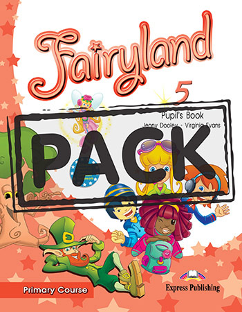 Fairyland 5 Primary Course - Pupil's Book (+ Pupil's Audio CD & DVD PAL)