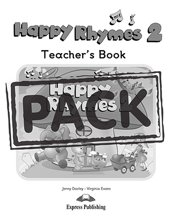 Happy Rhymes 2 - Teacher's Pack