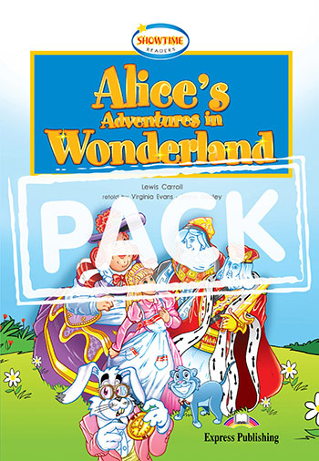 Alice's Adventures in Wonderland - Reader (+ multi-ROM NTSC & Cross-platform Application)