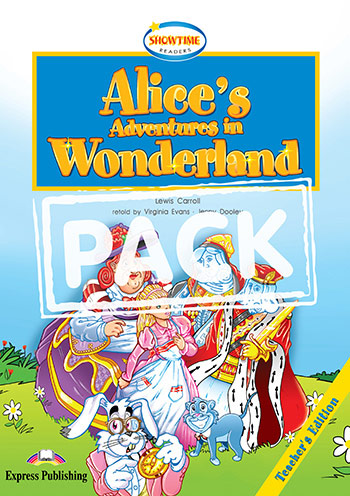 Alice's Adventures in Wonderland - Teacher's Edition (+ multi-ROM NTSC & Cross-platform Application)