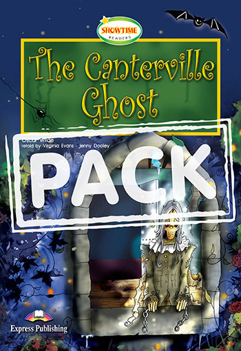 The Canterville Ghost - Reader (+ Audio CDs, DVD Video PAL/NTSC & Cross-platform Application)