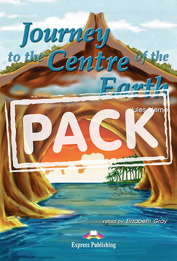 Journey to the Centre of the Earth - Reader (+ Activity Book & multi-ROM PAL)