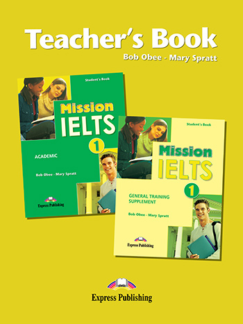 Mission IELTS 1 Academic - Teacher's Book