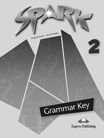 Spark 2 (Monstertrackers) - Grammar Book Key