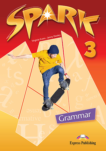 Spark 3 (Monstertrackers) - Grammar Book (EN)