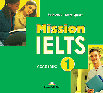 Mission IELTS 1 Academic - Class Audio CDs (set of 2)