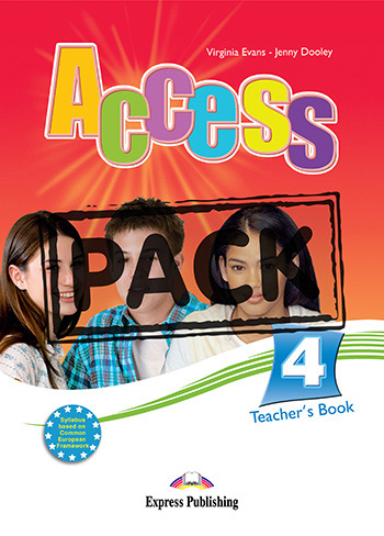 Access 4 - Teacher's Pack