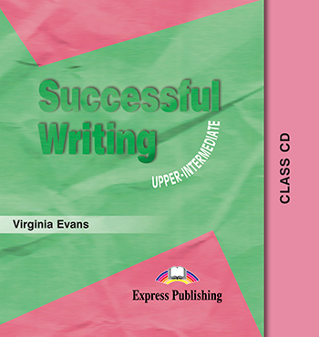 Successful Writing Upper-Intermediate - Class Audio CD