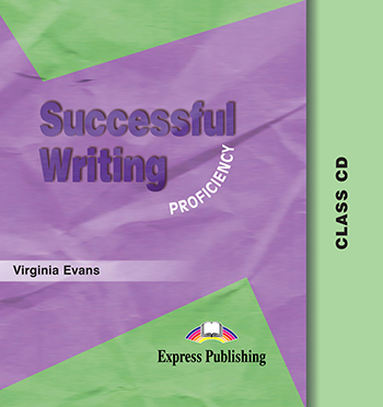 Successful Writing Proficiency - Class Audio CD