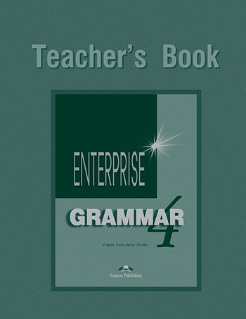 Enterprise 4 - Grammar Book (Teacher's, EN)