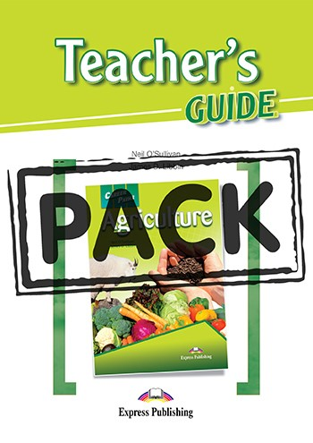 Career Paths: Agriculture - Teacher's Pack