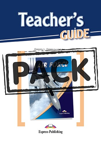 Career Paths: Air Force - Teacher's Pack
