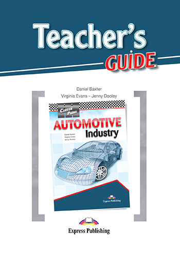 Career Paths:  Automotive Industry - Teacher's Guide