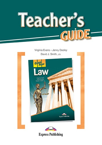 Career Paths: Law - Teacher's Guide