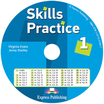 Skills Practice 1 - Audio CDs