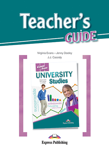 Career Paths: University Studies - Teacher's Guide