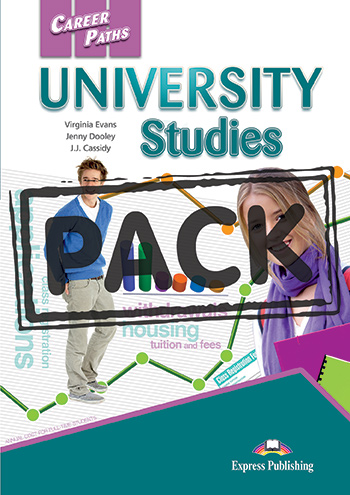 Career Paths: University Studies - Teacher's Pack