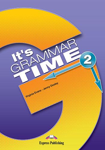 grammar time 5 new edition гдз